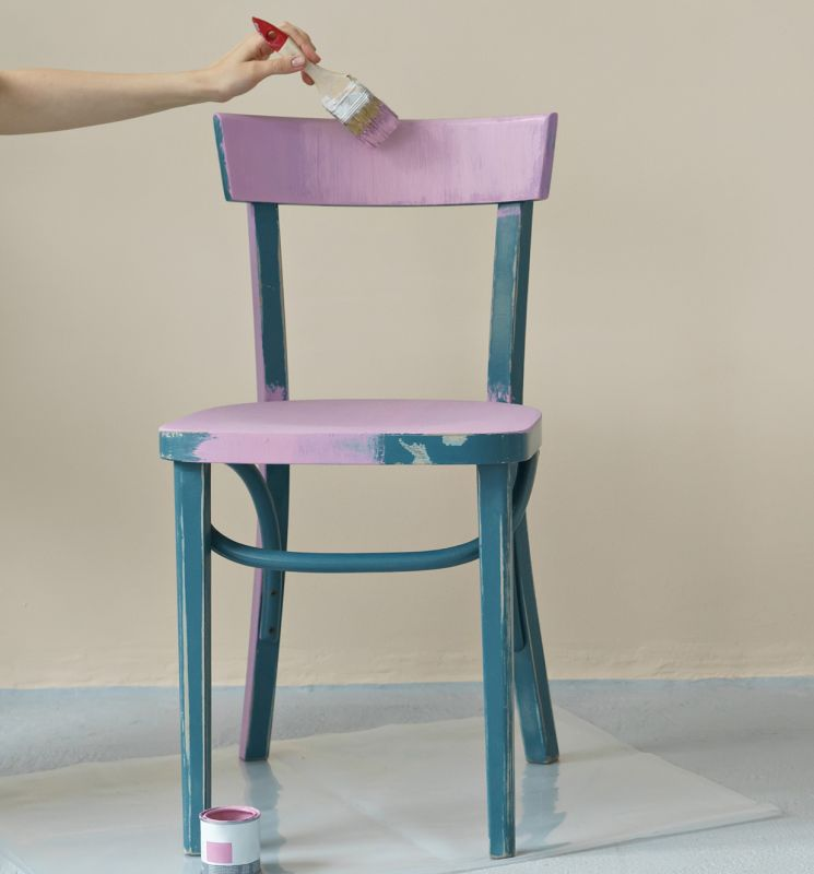 Resurrected Furniture Design chalk paint