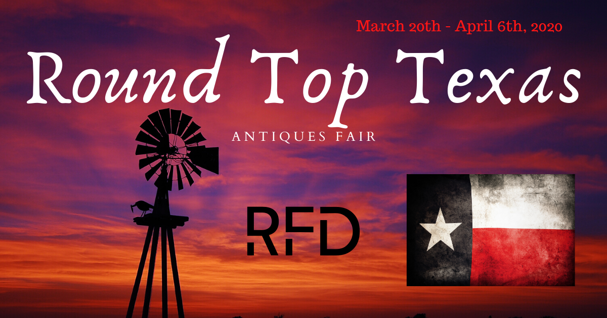 Resurrected Furniture Design @ Round Top Texas Antique Fair