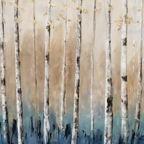 Birch Tree Vertical